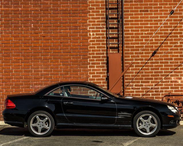 2003 Mercedes-Benz SL500 Burbank, CA 2