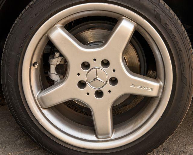 2003 Mercedes-Benz SL500 Burbank, CA 21