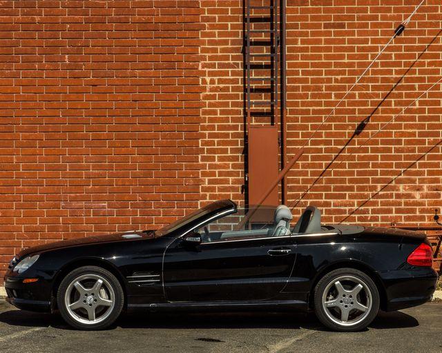 2003 Mercedes-Benz SL500 Burbank, CA 3