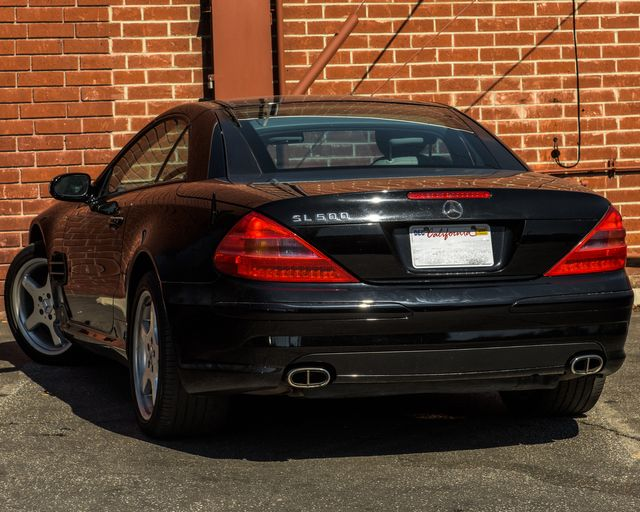 2003 Mercedes-Benz SL500 Burbank, CA 4