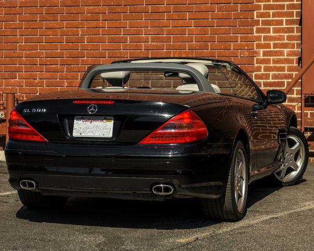 2003 Mercedes-Benz SL500 Burbank, CA 6