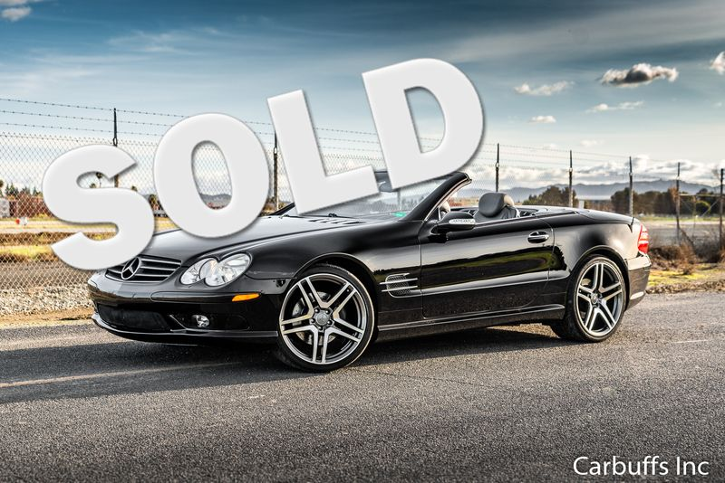 2003 Mercedes-Benz SL500  | Concord, CA | Carbuffs