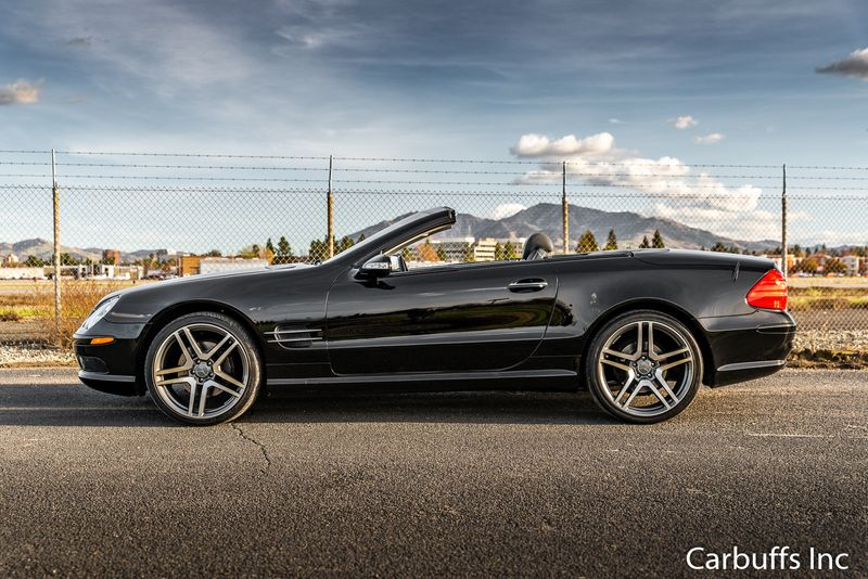 2003 Mercedes-Benz SL500  | Concord, CA | Carbuffs in Concord, CA