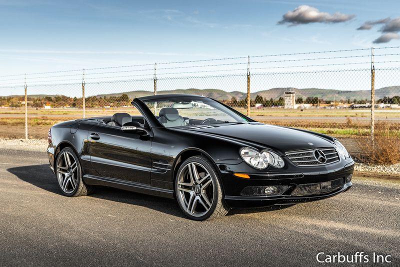 2003 Mercedes-Benz SL500  | Concord, CA | Carbuffs in Concord, CA