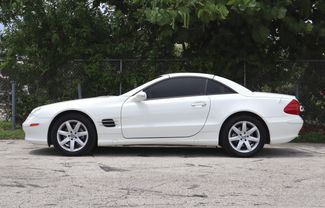 2003 Mercedes-Benz SL500 Hollywood, Florida 9