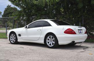 2003 Mercedes-Benz SL500 Hollywood, Florida 7