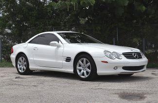 2003 Mercedes-Benz SL500 Hollywood, Florida