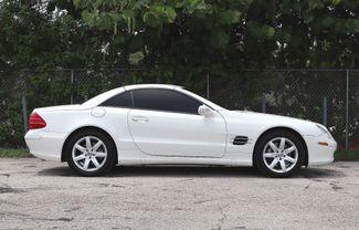 2003 Mercedes-Benz SL500 Hollywood, Florida 3