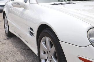 2003 Mercedes-Benz SL500 Hollywood, Florida 2
