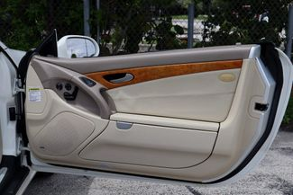 2003 Mercedes-Benz SL500 Hollywood, Florida 54