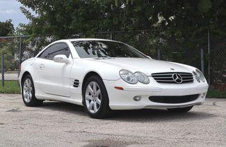 2003 Mercedes-Benz SL500 Hollywood, Florida 55
