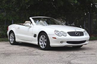 2003 Mercedes-Benz SL500 Hollywood, Florida 56