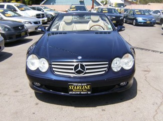 2003 Mercedes-Benz SL500 Los Angeles, CA 8