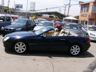 2003 Mercedes-Benz SL500 Los Angeles, CA 9