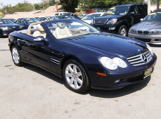 2003 Mercedes-Benz SL500 Los Angeles, CA 4