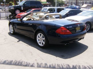 2003 Mercedes-Benz SL500 Los Angeles, CA 5