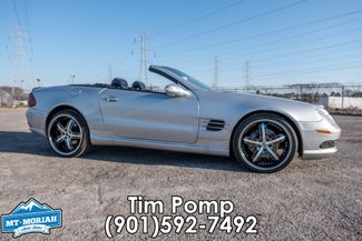 2003 Mercedes-Benz SL500 in Memphis Tennessee, 38115