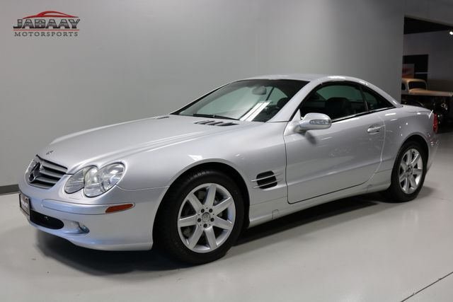 2003 Mercedes-Benz SL500 Merrillville, Indiana 22