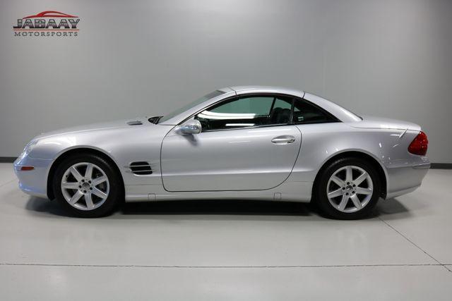 2003 Mercedes-Benz SL500 Merrillville, Indiana 23