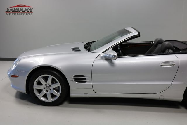2003 Mercedes-Benz SL500 Merrillville, Indiana 29