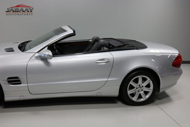 2003 Mercedes-Benz SL500 Merrillville, Indiana 30