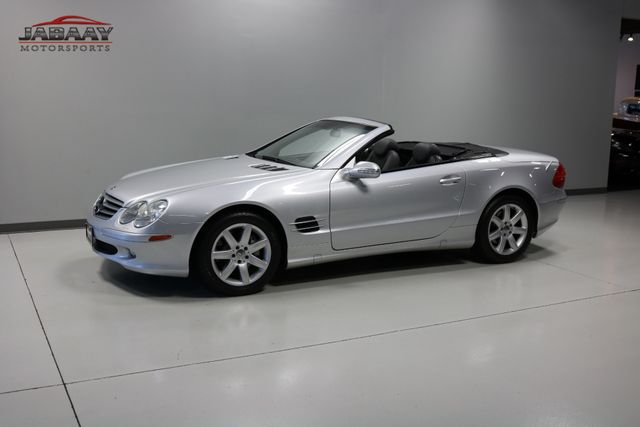 2003 Mercedes-Benz SL500 Merrillville, Indiana 31