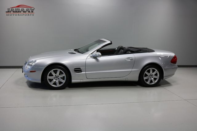 2003 Mercedes-Benz SL500 Merrillville, Indiana 32
