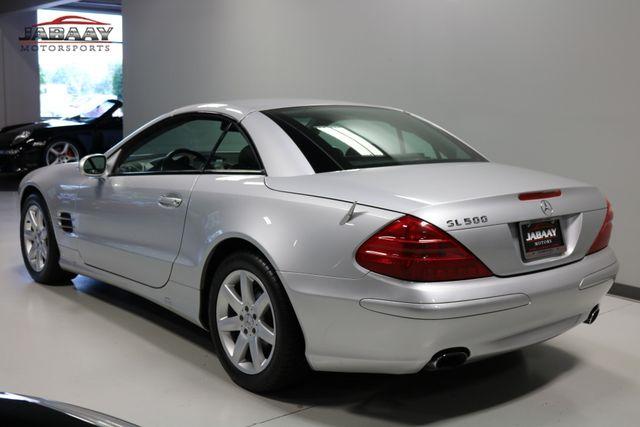 2003 Mercedes-Benz SL500 Merrillville, Indiana 24