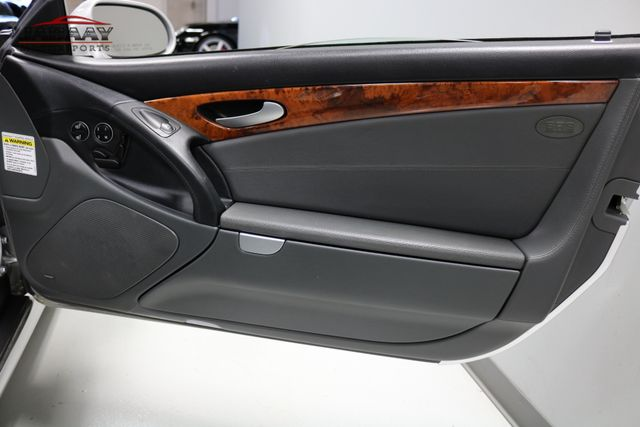 2003 Mercedes-Benz SL500 Merrillville, Indiana 21