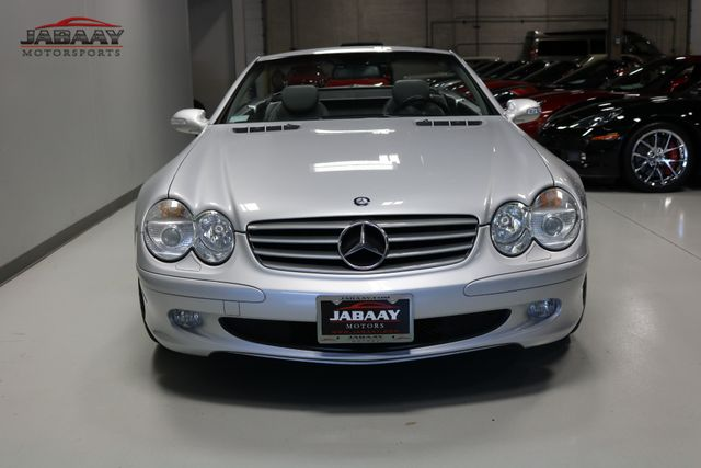 2003 Mercedes-Benz SL500 Merrillville, Indiana 7