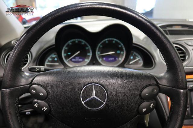 2003 Mercedes-Benz SL500 Merrillville, Indiana 15