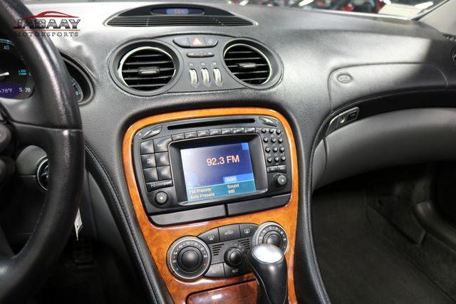 2003 Mercedes-Benz SL500 Merrillville, Indiana 17