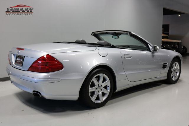 2003 Mercedes-Benz SL500 Merrillville, Indiana 4
