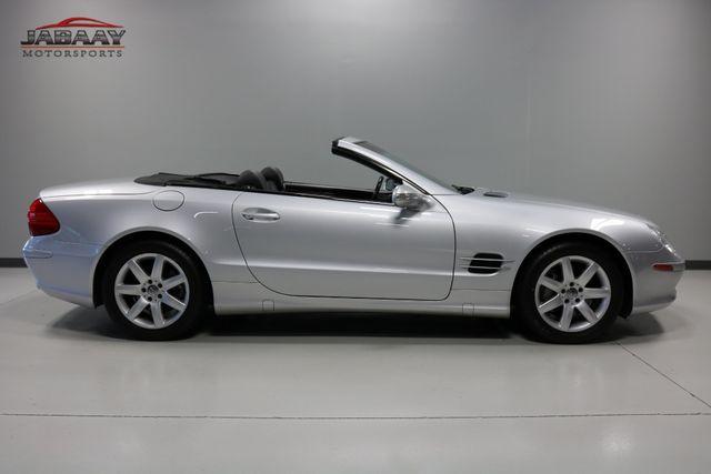 2003 Mercedes-Benz SL500 Merrillville, Indiana 5