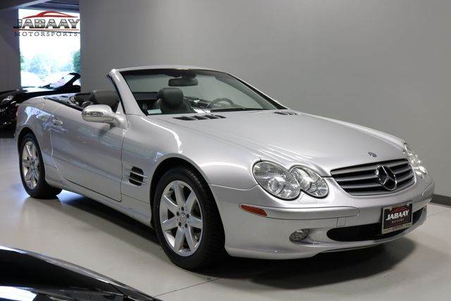 2003 Mercedes-Benz SL500 Merrillville, Indiana 6