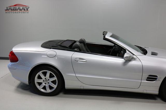 2003 Mercedes-Benz SL500 Merrillville, Indiana 35