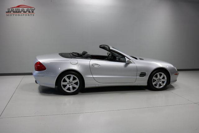 2003 Mercedes-Benz SL500 Merrillville, Indiana 38