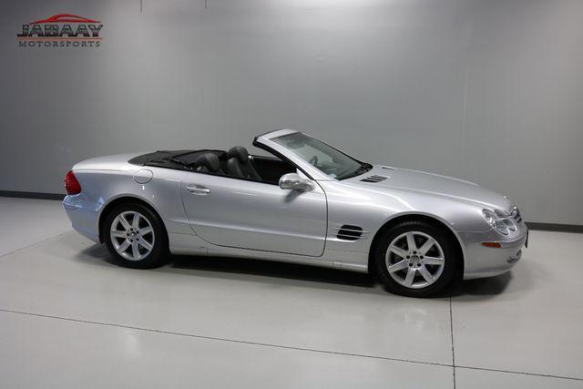 2003 Mercedes-Benz SL500 Merrillville, Indiana 40