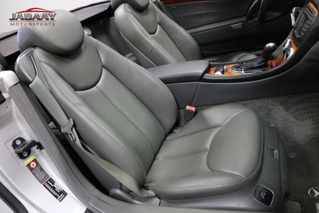 2003 Mercedes-Benz SL500 Merrillville, Indiana 12