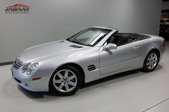 2003 Mercedes-Benz SL500 Merrillville, Indiana 26