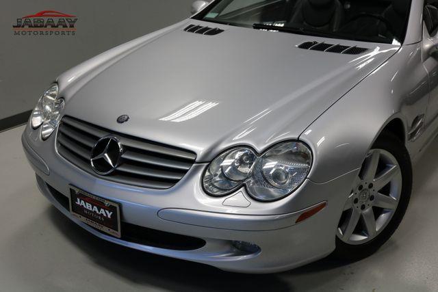 2003 Mercedes-Benz SL500 Merrillville, Indiana 27
