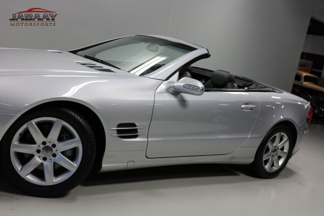 2003 Mercedes-Benz SL500 Merrillville, Indiana 28