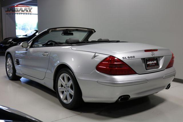 2003 Mercedes-Benz SL500 Merrillville, Indiana 2
