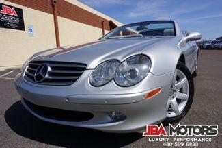 2003 Mercedes-Benz SL500 SL Class 500 Convertible ~ 1 Owner ~ 56k LOW MILES | MESA, AZ | JBA MOTORS in Mesa AZ