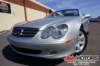 2003 Mercedes-Benz SL500 SL Class 500 Convertible ~ 1 Owner ~ 56k LOW MILES | MESA, AZ | JBA MOTORS in Mesa AZ