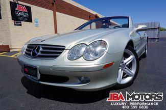 2003 Mercedes-Benz SL500 SL Class 500 Convertible Roadster LOW MILES! | MESA, AZ | JBA MOTORS in Mesa AZ