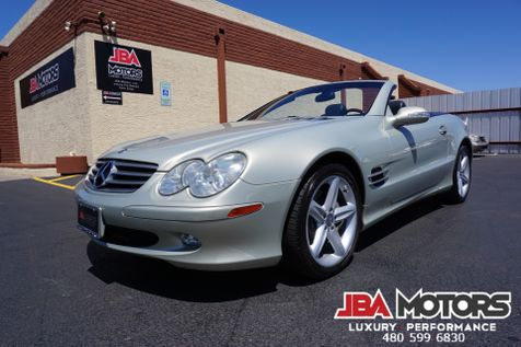 2003 Mercedes-Benz SL500 SL Class 500 Convertible Roadster LOW MILES! | MESA, AZ | JBA MOTORS in MESA, AZ