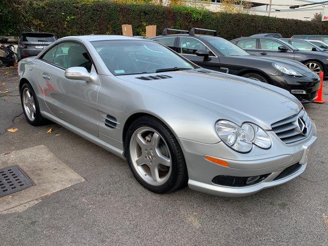 2003 Mercedes-Benz SL500 New Rochelle, New York 1
