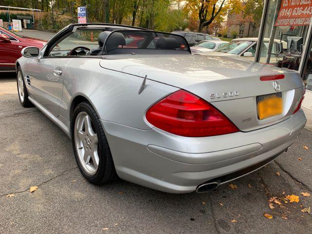 2003 Mercedes-Benz SL500 New Rochelle, New York 8