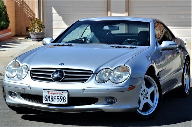 2003 Mercedes-Benz SL500 Reseda, CA 10